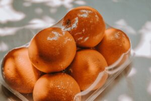 Sinaasappel plastiek